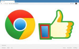 Okay Google, Like Chrome 71
