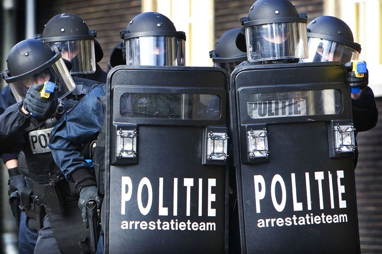 Inval Politie