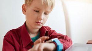 MiSafesmartwatches voor kinderen
