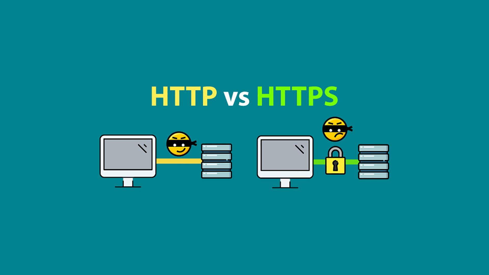 HTTP versus HTTPS