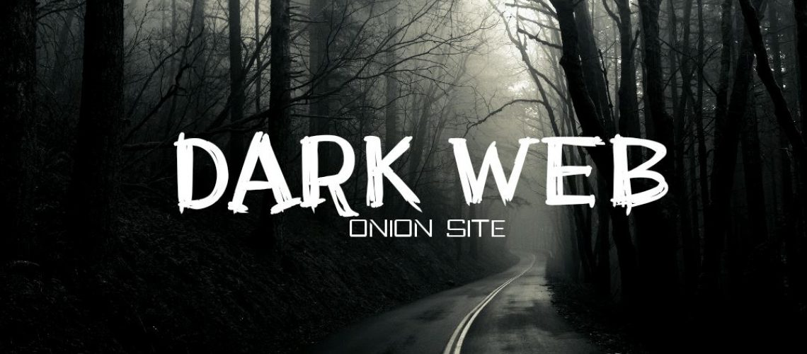Dark Web Onion Site